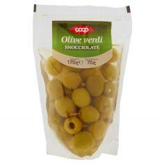 Coop-Olive verdi Snocciolate 170 g