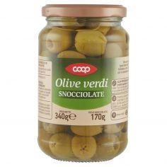 Coop-Olive verdi Snocciolate 340 g