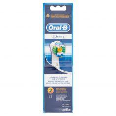 ORAL B-Oral-B Power Refill Spazzolino Elettrico EB 18-2 Pro Bright - 2 Refill