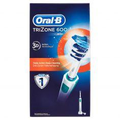 ORAL B-Oral-B Power Spazzolino Elettrico TriZone 600
