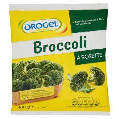 OROGEL-Orogel Broccoli a Rosette Surgelati 400 g