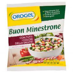OROGEL-Orogel Buon Minestrone con Tutti i Colori della Salute! Surgelati 450 g