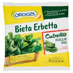 OROGEL-Orogel Cubello Bieta Erbetta Foglia Più Surgelati 900 g