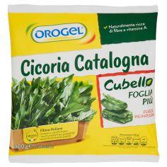 OROGEL-Orogel Cubello Cicoria Catalogna Foglia Più Surgelati 900 g
