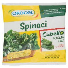 OROGEL-Orogel Cubello Spinaci Foglia Più Surgelati 900 g