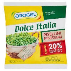 OROGEL-Orogel Dolce Italia Pisellini Finissimi Surgelati 720 g