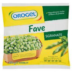 OROGEL-Orogel Fave Sgranate Surgelati 450 g