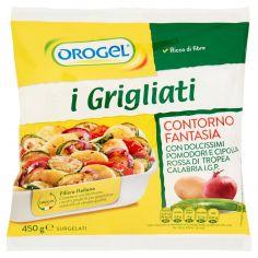 OROGEL-Orogel i Grigliati Contorno Fantasia Surgelati 450 g