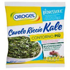 IL BENESSERE-Orogel Il Benessere Cavolo Riccio Kale Surgelati 400 g