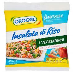 IL BENESSERE-Orogel il Benessere Insalata di Riso Surgelati 400 g