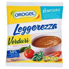 IL BENESSERE-Orogel Il Benessere Leggerezza Verdurì Surgelati 600 g