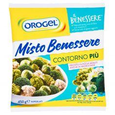 IL BENESSERE-Orogel Il Benessere Misto Benessere Surgelati 450 g
