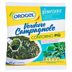 IL BENESSERE-Orogel Il Benessere Verdure Campagnole Surgelati 450 g