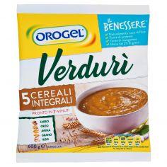 IL BENESSERE-Orogel Il Benessere Verdurì 5 Cereali Integrali Surgelati 600 g