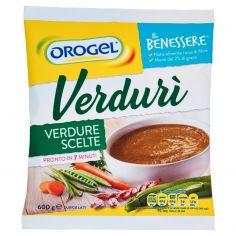 IL BENESSERE-Orogel Il Benessere Verdurì Verdure Scelte Surgelati 600 g
