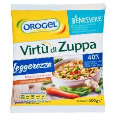 IL BENESSERE-Orogel Il Benessere Virtù di Zuppa Leggerezza Surgelati 500 g