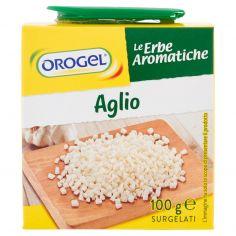 OROGEL-Orogel Le Erbe Aromatiche Aglio Surgelati 100 g