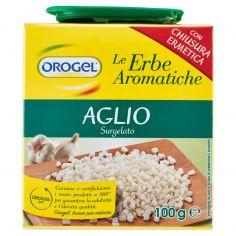 OROGEL-Orogel Le Erbe Aromatiche Aglio Surgelato 100 g