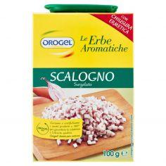 OROGEL-Orogel Le Erbe Aromatiche Scalogno Surgelato 100 g