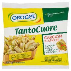OROGEL-Orogel TantoCuore Carciofi in Spicchi Surgelati 300 g