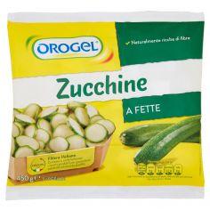 OROGEL-Orogel Zucchine a Fette Surgelati 450 g