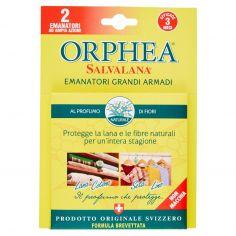 ORPHEA-Orphea Salvalana Emanatori Grandi Armadi al Profumo di Fiori 2 pz