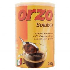 ORZO SOLUBILE-Orzo solubile 200 g