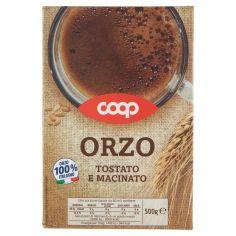 Coop-Orzo Tostato e Macinato 500 g