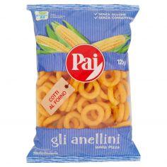 PAI-Pai gli anellini gusto Pizza 125 g