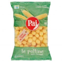 PAI-Pai le palline gusto Formaggio 125 g
