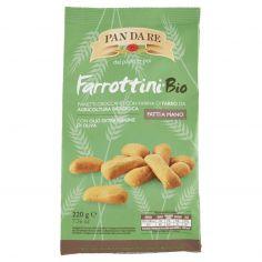 Pan Da Re Farrottini Bio 220 g