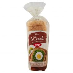 Coop-Pane 8 Cereali 400 g