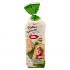 Coop-Pane bianco con olio extra vergine d'oliva 400g