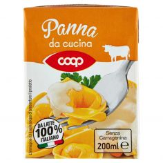 Coop-Panna da cucina 200 ml