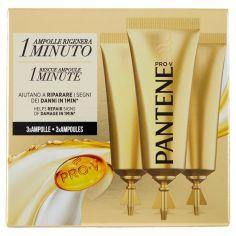 PANTENE-Pantene Ampolla 3x15 ml - 1 Minuto Trattamento Intensivo