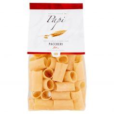 Papi Paccheri Pasta di Semola di Grano Duro 500 g