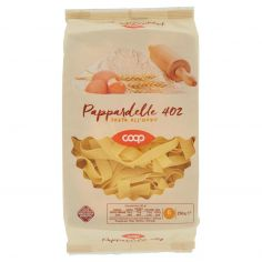 Coop-Pappardelle 402 Pasta all'Uovo 250 g