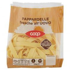 Coop-Pappardelle fresche all'Uovo 250 g