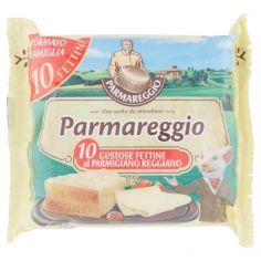 PARMAREGGIO-Parmareggio 10 fettine Parmareggio 250 g