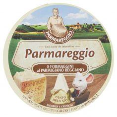 PARMAREGGIO-Parmareggio 8 Formaggini al Parmigiano Reggiano 140 g