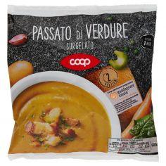 Coop-Passato di Verdure Surgelato 600 g