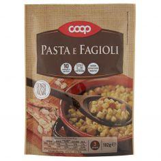 Coop-Pasta e Fagioli 182 g