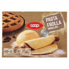 Coop-Pasta Frolla Surgelata 500 g
