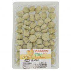 GASTRONOMIA PICCININI-Pasta Piccinini Gnocchi agli Spinaci 0,400 kg