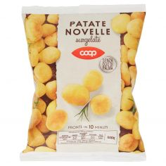 Coop-Patate Novelle surgelate 600 g