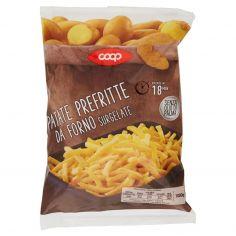 Coop-Patate Prefritte da Forno Surgelate 1000 g
