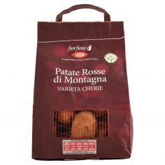 Coop-Patate Rosse di Montagna Varietà Cherie 1,5 kg
