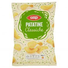 Coop-Patatine Classiche 180 g