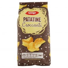 Coop-Patatine Croccanti 130 g