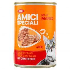 Coop-Paté con Manzo 400 g